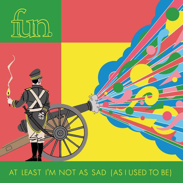 fun.- At least I'm not as sad